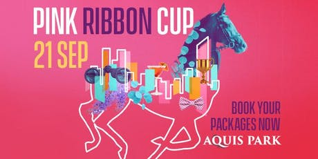 Pink Ribbon Cup Raceday tickets