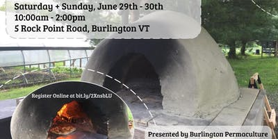 2-Day Earthen Oven Intensive