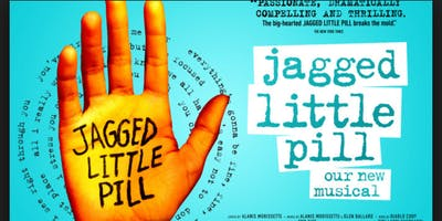 CGPS Goes To Broadway: Jagged Little Pill--Wednesday, November 13th @ 8:00pm