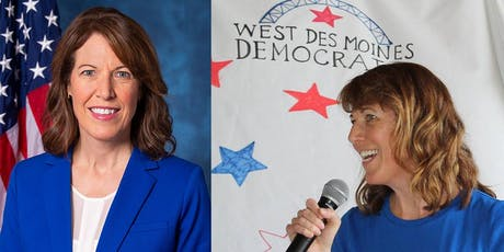 West Des Moines Democrats Annual Summer Picnic with Congresswoman Cindy Axne tickets