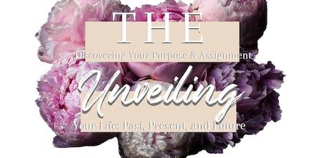 Secret Place Ministries presents....The Unveiling pt. 3 tickets