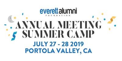 2019 EAF Annual Meeting Summer Camp