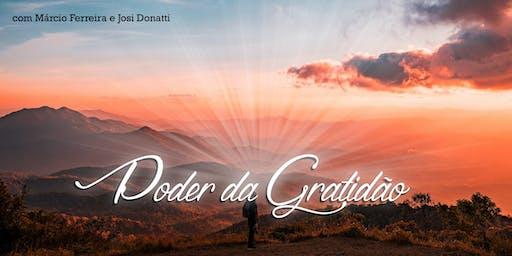 [Ribeirão Preto/SP] Poder da Gratidão