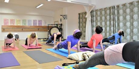 LUNCHTIME Yoga | Thursdays | 12:30pm | Doughiska |GALWAY tickets