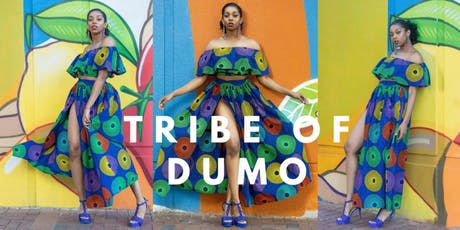 Tribe of Dumo Pop Up Shop - Silver Spring/ Washington DC, Maryland tickets