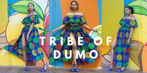Tribe of Dumo Pop Up Shop - Silver Spring/ Washington DC, Maryland