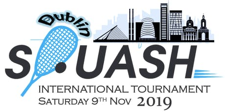In4Squash International Tournament 2019 tickets