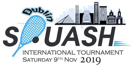 In4Squash International Tournament 2019