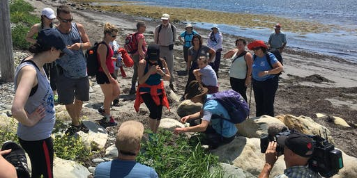 Discover McNabs Island Herb Walk:  July 7, 9:30 AM departure