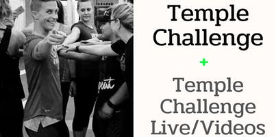 Temple Challenge 12 weeks + Access to TC Videos (6 months)
