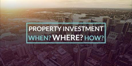Strategic Property Investment Workshop tickets