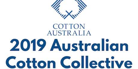 2019 Australian Cotton Collective tickets