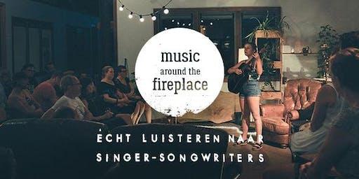Music around the fireplace╳Mevrouw Tamara╳Vic Willems