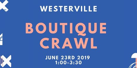 Westerville Boutique Crawl tickets