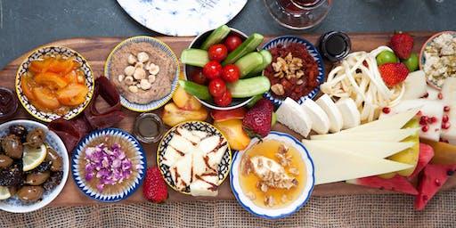 Markaz Eid Breakfast 2019