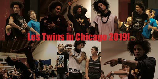 Les Twins in Chicago!