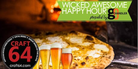 Wicked Awesome Happy Hour Craft 64 tickets
