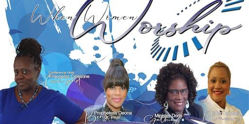 New Transformation Min. Presents: When Women Worship