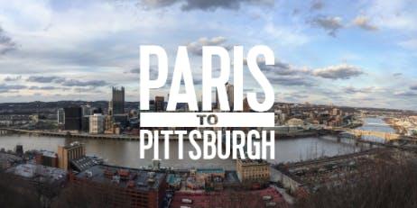 Paris to Pittsburg Film Screening