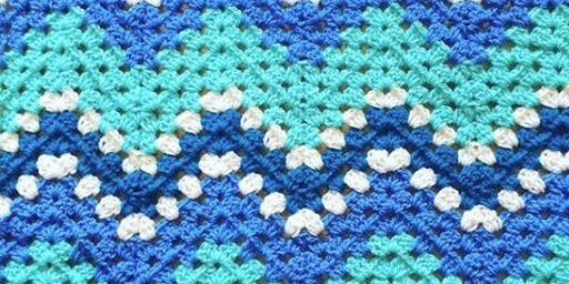 July 7th Crochet Class with Bright Red Cherries