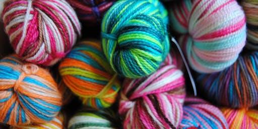 BACK TO BASICS - Beginner Knitting and Crochet Workshop