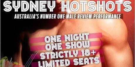 Sydney Hotshots Live At The Australian Hotel - Dalby tickets