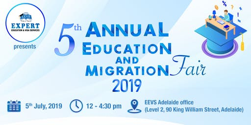 5th Annual Education and Migration Fair