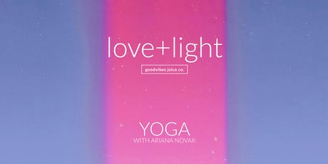 love + light  tickets