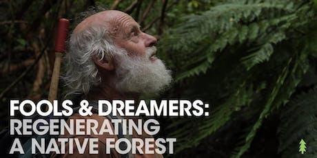 Fools & Dreamers – TAURANGA – short film + Q&A **6.30pm screening** tickets