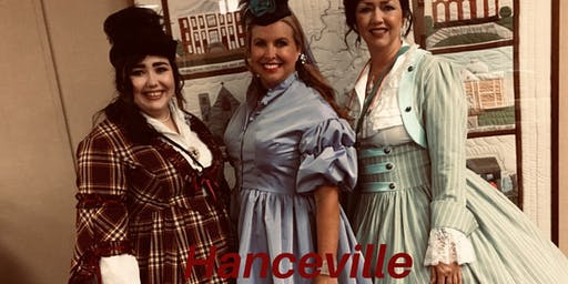 Haunted Hanceville Ghost Walk & Paranormal Investigation Chapter 2