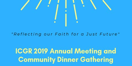 Interfaith Community of Greater Richmond 2019 Annual Meeting and Dinner Gathering tickets