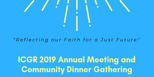 Interfaith Community of Greater Richmond 2019 Annual Meeting and Dinner Gathering