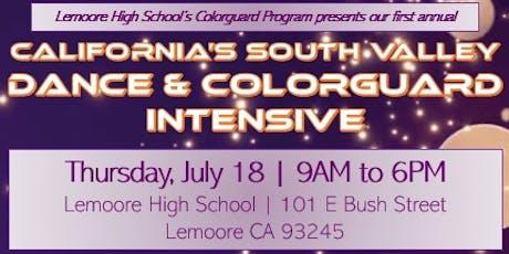 Lemoore High Colorguard's Dance & Colorguard Intensive Event tickets