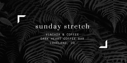 Sunday Stretch at Dark Heart Coffee Bar