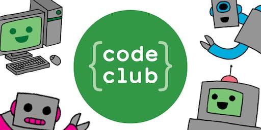Code Club @ West Coast Community Services Hub