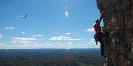 Private Beginner Rock Climbing Class at Shawangunk Ridge tickets