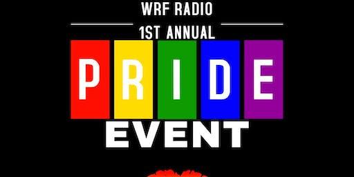 WRF Radio's 1st Annual Pride Event
