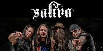 103.7 WMGM Presents: Saliva