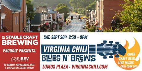 2019 Virginia Chili, Blues n' Brews Festival tickets