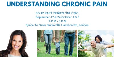 Understanding Chronic Pain 4 part series