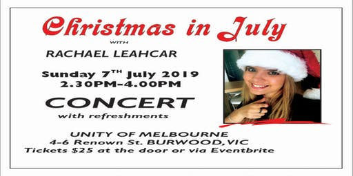 Christmas In July Australia 2019.Melbourne Australia Christmas Day Events Eventbrite