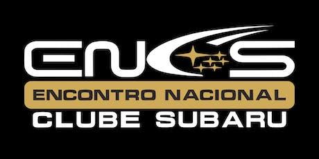ENCS 2019 - Encontro Nacional Clube Subaru 7ª edição ingressos