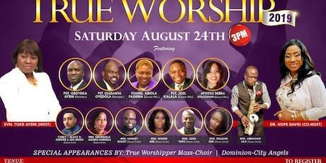 TRUEWORSHIP2019MUSIC CONCERT tickets