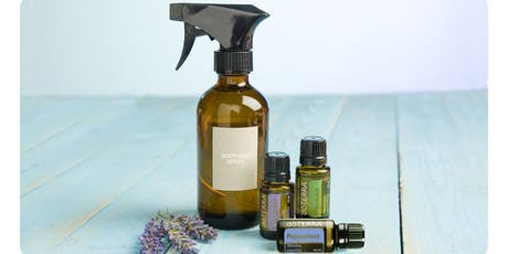 Essential Oils : DIY Natural Summer After Sun and Bug Repellent Sprays tickets