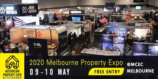 2020 Australian Property Expo - Melbourne (FREE ENTRY)