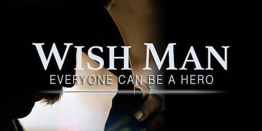"Make-A-Wish Foundation Founder Frank Shankwitz True Story Movie Screenig ""Wish Man"""