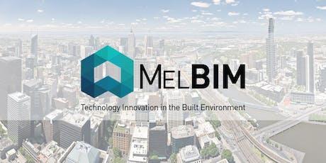 MelBIM - June 2019 - Sponsored by Deltek tickets