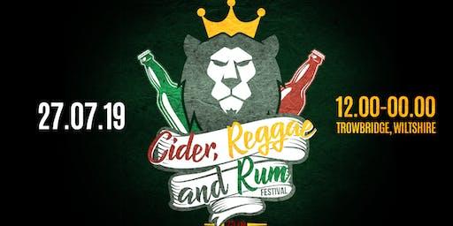 Cider, Reggae & Rum Festival