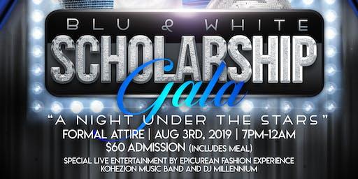 Blu & White Scholarship Gala