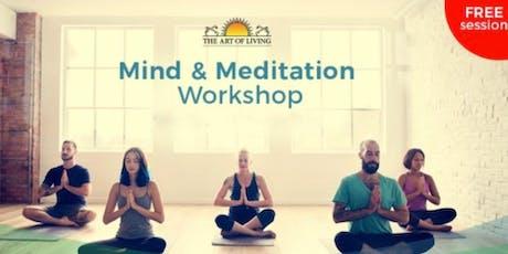 FREE: #San Antonio Meditates tickets